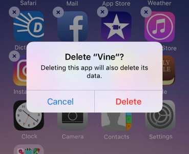 Vine is Not Fine