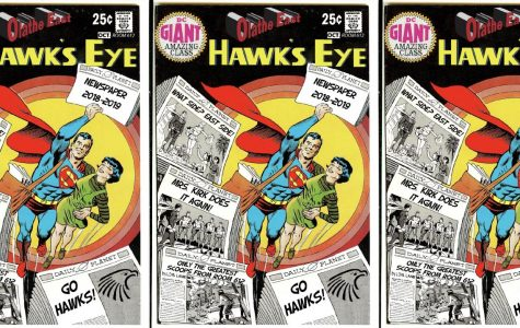 The Hawk's Eye Art