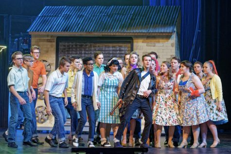 "Spring Musical ""All Shook Up"""